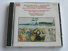 Mussorgsky - Borodin - Pictures At An Exhibition (CD Album) Used Very Good