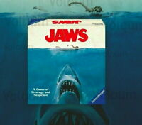 Jaws - The Board Game Ravensburger Jaws A Game of Strategy and Suspense