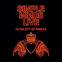 Simple Minds - LIVE In The City Of Angels (NEW 2 x CD) (Preorder Out 4th Oct)