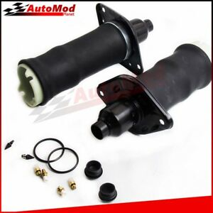 New Rear Left&Right Air Suspension Spring Bag Fit Audi 4Z7616051A 4Z7616052A