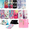 Phone PU Leather Wallet Flip Case Cover For Samsung LG HTC Moto Huawei Google 6