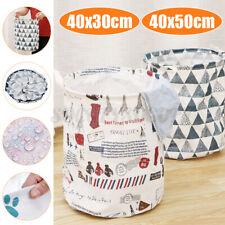 Laundry Basket Dirty Clothes Bin Sorter Bag Hamper Rolling Storage StorageHandle