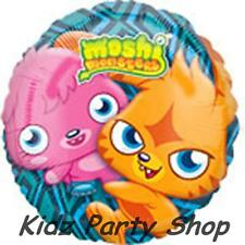 "Moshi Monsters Birthday Party - 18""  Foil Balloon - Free Uk Post"