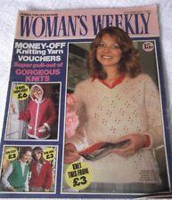 ORIGINAL, VINTAGE, WOMAN'S WEEKLY MAGAZINE FEBRUARY 2nd 1980
