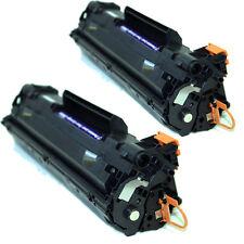 2PK CB436A Toner Cartridge For HP36A LaserJet P1505 P1505n M1522n M1522nf