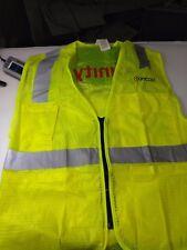 Comcast Xfinity Safety Vest Class 2 Level 2 REFLECTIVE STRIPES (LG)