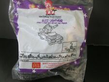 "Disney  100 Years of Magic ""Buzz Lightyear In Vehicle"" NIP Asia McDonald's 2002"