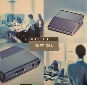 Alcatel 4097 CBL TSC DECT Adapter mit Netzteil