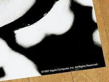 APPLE THINK DIFFERENT POSTER - JOAN BAEZ / 24 x 36 by STEVE JOBS 91 cm x 61 cm