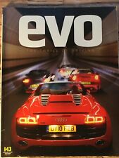 Evo Magazine #143 - May 2010 - Nissan GT-R GT1