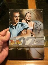 JAMES BOND 007 DR NO DVD 2 DISC ULTIMATE EDITION WITH SLIPCOVER