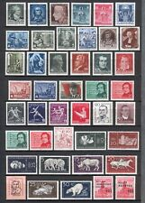 Germany DDR 1955/1960 Large Collection Mint Hinged *