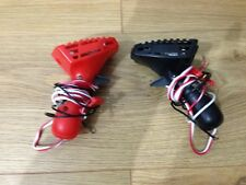 Pair Of Hornby Scalextric Classic Power Base Hand Controllers C297 & C298