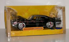 Jada Bigtime Muscle 1969 Pontiac GTO Judge 69 Ponti Street Show And Go 1:24