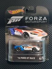 Hot Wheels Retro Forza Motorsport '16 Ford GT