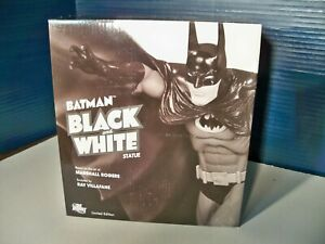 DC Direct Batman Black and White Marshall Rogers Statue 302 of 2500