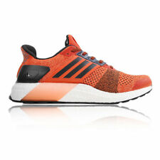 Baskets orange adidas pour homme