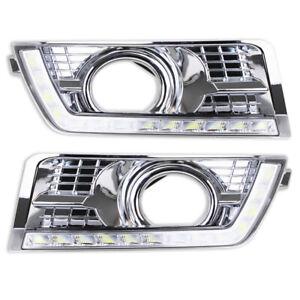 DRL LED Tagfahrlicht Nebelscheinwerfer Passend für Cadillac SRX 2012-17