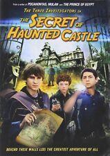 Three Investigators and The Secret of Haunted Castle