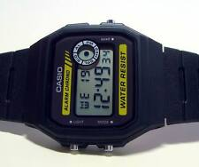 Casio digital f-94wa-9dg (módulo 1071), nuevo