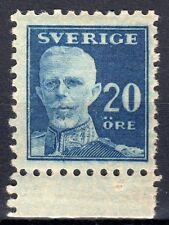 Sweden - 1920 Definitive Gustav V - Mi. 129B MH