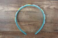Native American Jewelry Hand Beaded Hair Band by Jackie Cleveland