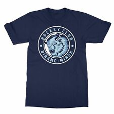 HC Dinamo Minsk KHL Belarus Professional Hockey Men's T-Shirt