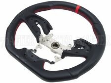 Buddy Club Leather Sport Steering Wheel for 17-18 Honda Civic Type-R FK8