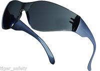 Delta Plus Venitex Brava 2 Smoke Protective Cycling Sunglasses Eyewear Glasses