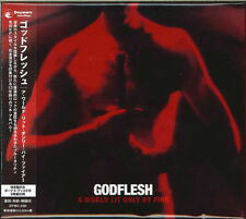 GODFLESH-A WORLD LIT ONLY BY FIRE-JAPAN 2 CD G88