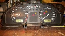 5416 Tachimetro Strumento Combinato VW Passat 3b BENZINA mm4 09051969901 241996 km