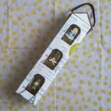Yoshitomo Nara + graf A to Z Girl Glass Tumbler set of 3 with Box Art Japan