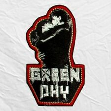 Green Day 21st Century Breakdown Embroidered Patch Rock Billie Joe Armstrong