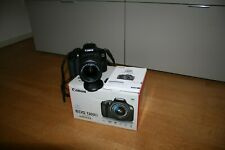Fotocamera Canon EOS 1300d reflex digitale + obiettivo 18-55 SOLO 500 SCATTI