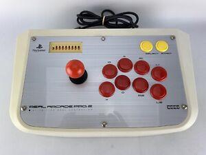 Hori Real Arcade Pro 2 HRAP PS1 PS2 Fight Stick Controller Sanwa HP2-205
