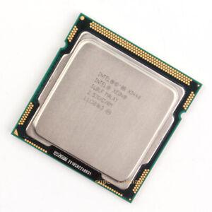 Intel Xeon X3430 X3440 X3450 X3460 X3470 X3480 LGA 1156 Socket H CPU Processor