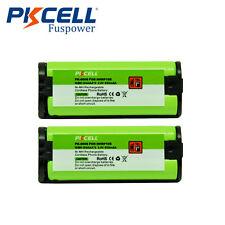 2x 2.4V 850mAh Telephone Batteries for Panasonic HHR-P105 HHR-P105A TYPE 31