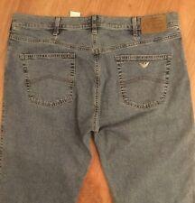 Armani Jeans - Herren Denim - Comfort Fit - Größe 40 - Jeanshose - hellblau, NEU
