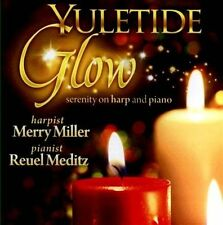 Yuletide Glow: Serenity on Harp and Piano (CD, Nov-2011, Harp Music To Go)