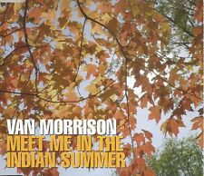 Van Morrison - Meet Me In The Indian Summer rare one track CD single