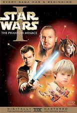 Star Wars Episode I: The Phantom Menace (DVD, 2005, 2-Disc Set, Widescreen...
