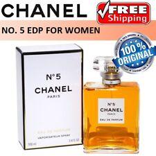 CHANEL No 5 Eau De Parfum 100ml/3.4 fl.oz **BRAND NEW IN BOX** 100% GENUINE