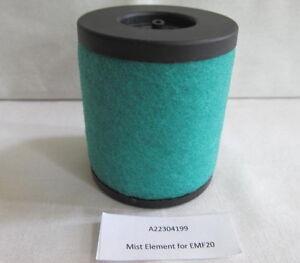 A22304199 or A223-04-199 Mist element c/w o-ring for Edwards EMF20 mist filter