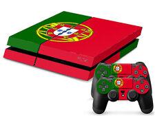 SONY PS4 PlayStation 4 SKIN Design Adesivo Pellicola Protettiva Set - PORTOGALLO