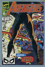 Avengers #315 1990 Spider-Man Nebula John Byrne Paul Ryan Marvel v