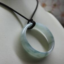 Genuine Natural Jade Certified (Grade A) Icy Jadeite Small Baby Bangle / Pendant