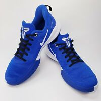 Nike Mens Kobe Mamba Focus TB AT1214-400 Game Royal Basketball Shoes Size 5