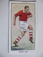 Robert Ayre- Charlton Athletic (Famous Footballers - D C Thompson & Co. 1955)