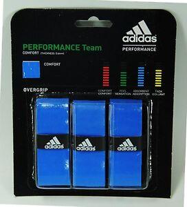 adidas Badminton, Tennis, Squash, Raquetball Overgrips - 7 colors!