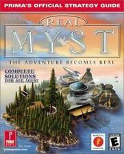 Real Myst: The Adventure Becomes Real Prima's Official Strategy Guide by Rick B